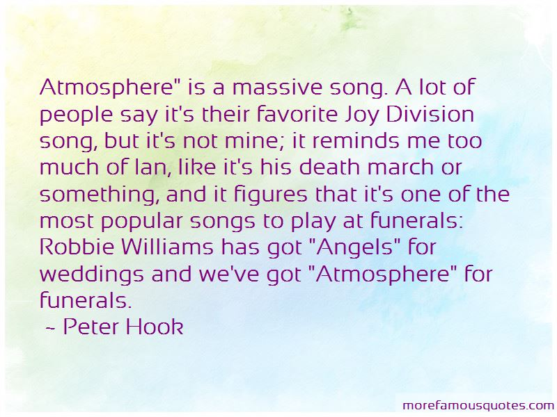 Robbie Williams Angels Quotes