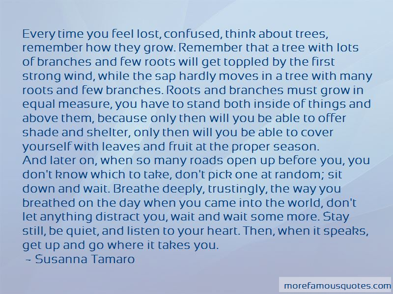 Roots Before Branches Quotes Pictures 3