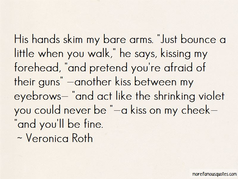 Shrinking Violet Quotes