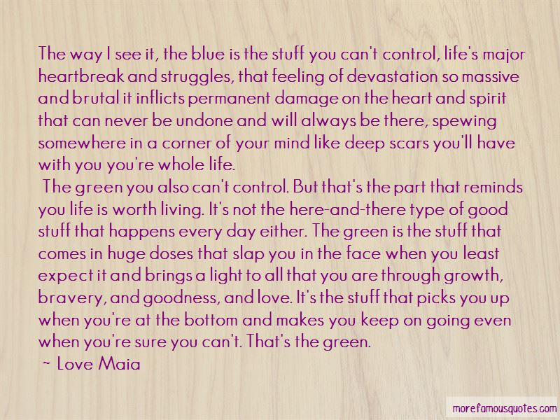 Slap Love Quotes