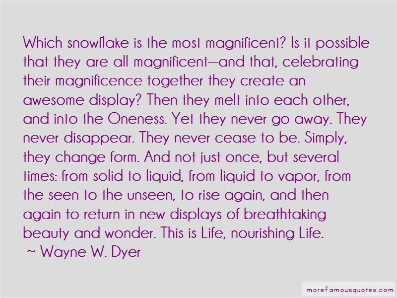 Snowflake Life Quotes Pictures 3