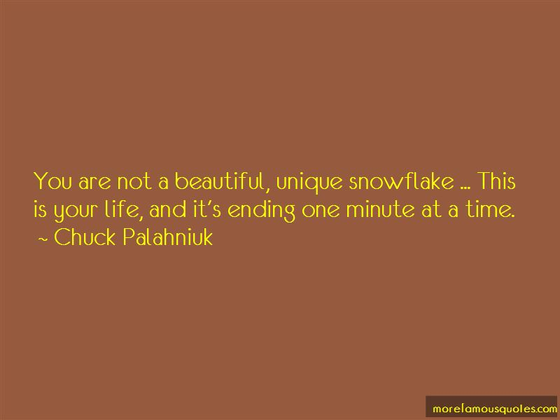 Snowflake Life Quotes Pictures 4
