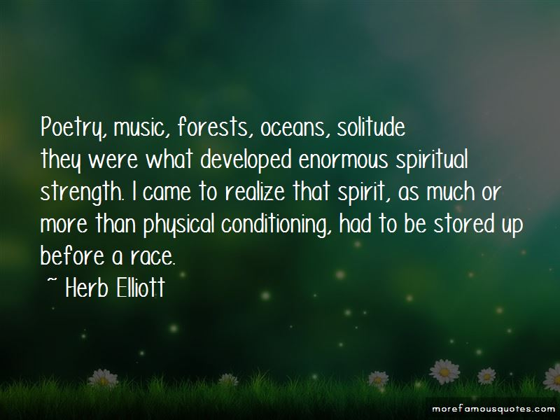 Solitude And Music Quotes