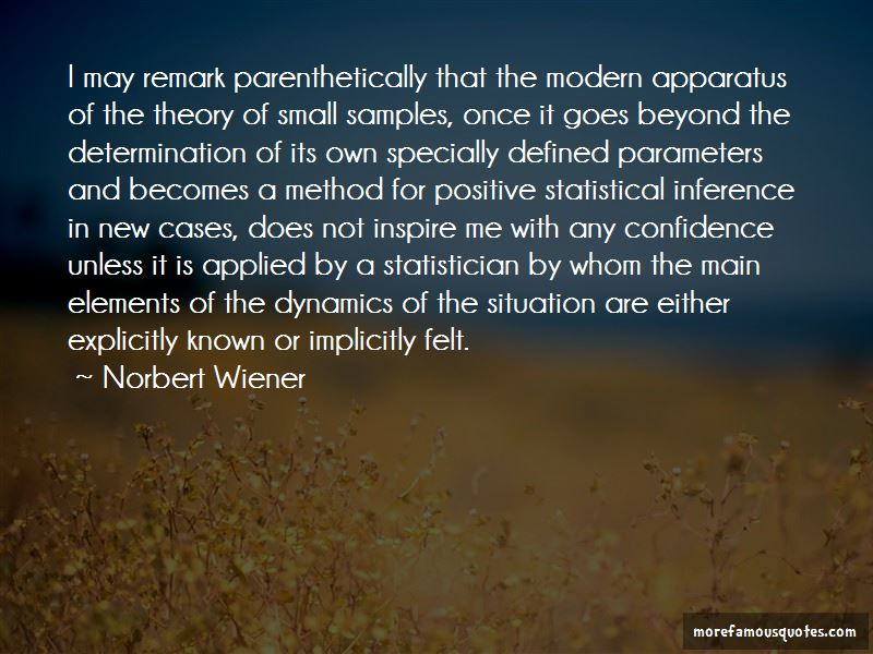 Statistical Inference Quotes Pictures 2