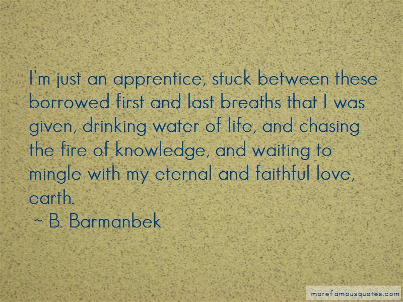Stuck Between Love Quotes Pictures 2