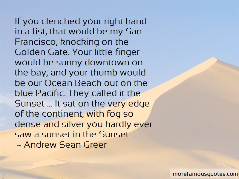 Sunset By The Bay Quotes Pictures 2