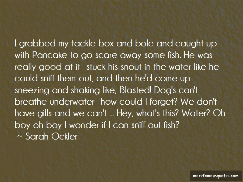 Tackle Box Quotes