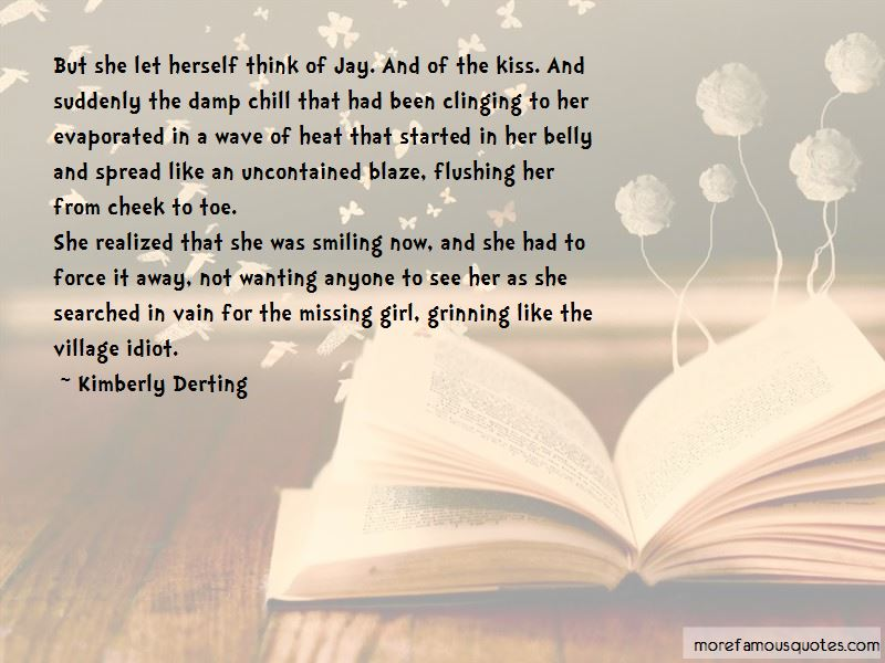 The Missing Girl Quotes