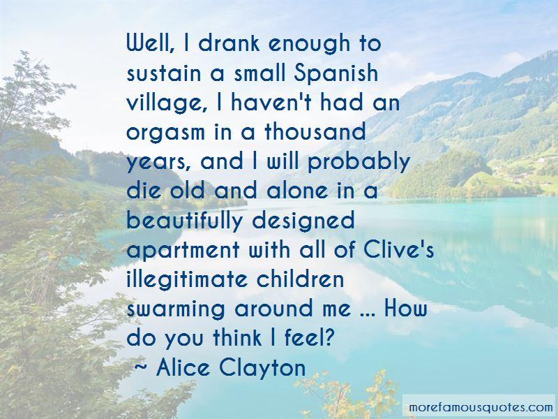 The Spanish Apartment Quotes