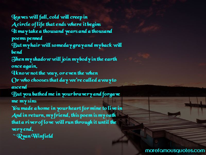 Then We Return Home Quotes Pictures 2