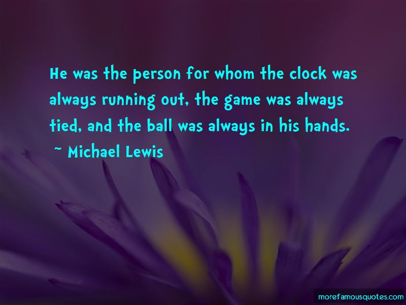 Tied Game Quotes