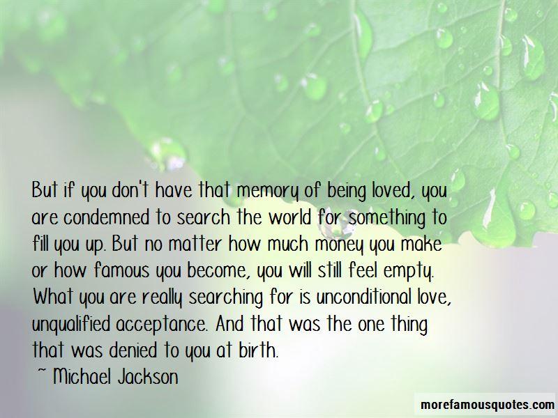 Unconditional Love Acceptance Quotes