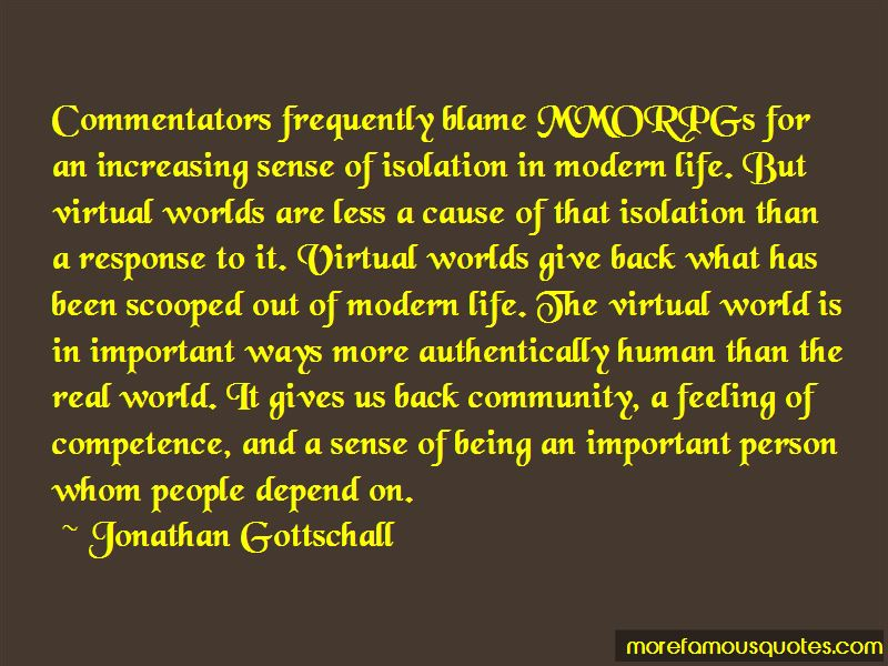 Virtual Worlds Quotes Pictures 2