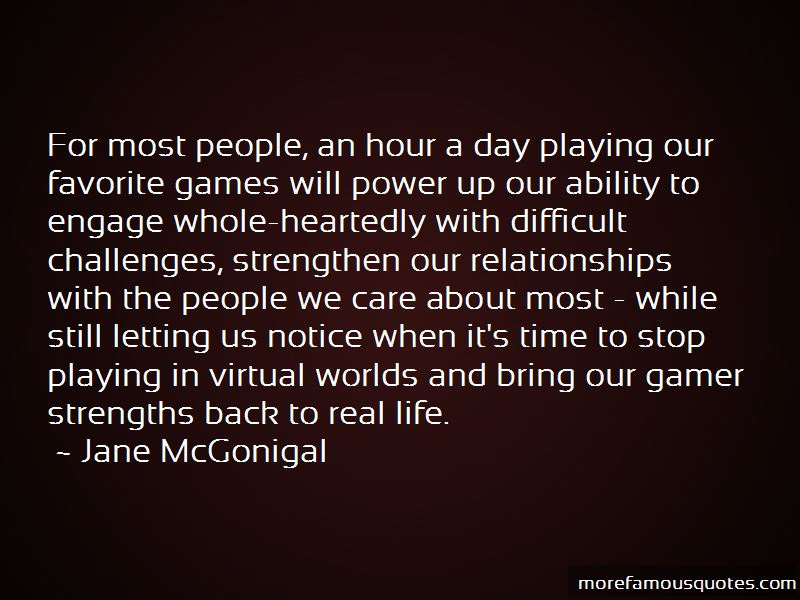 Virtual Worlds Quotes Pictures 4