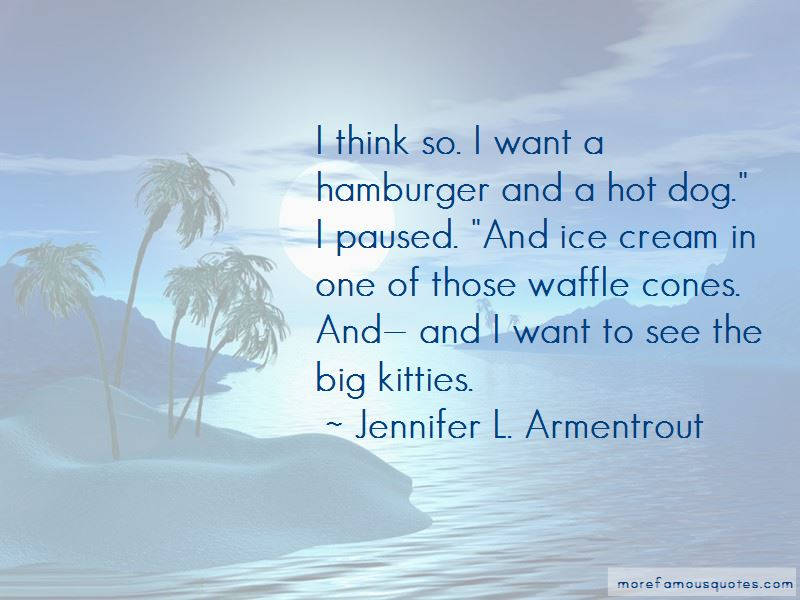 Waffle Ice Cream Quotes
