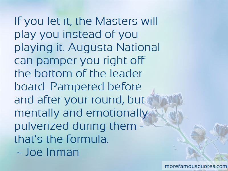 You Pamper Me Quotes Pictures 2