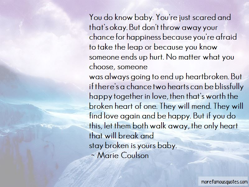 You Re Going To Be Okay Quotes Pictures 4