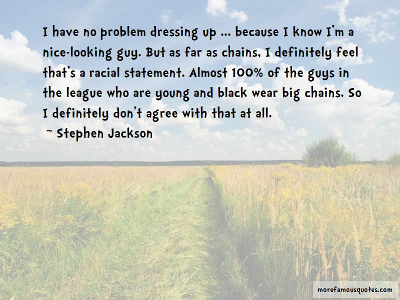 All Black Dressing Quotes