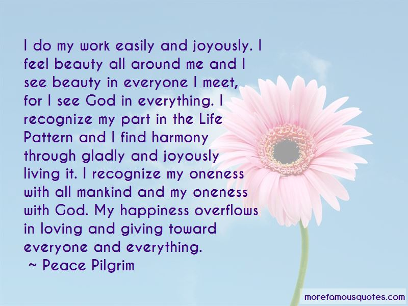 Beauty All Around Me Quotes