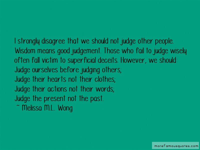 Before Judging Others Quotes Top 6 Quotes About Before Judging