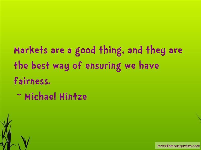 Best Fairness Quotes