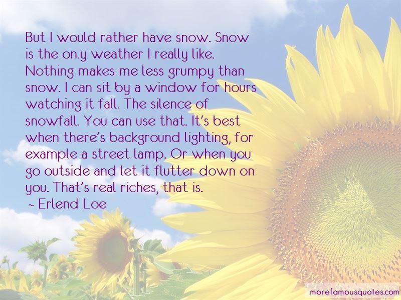 Best Let It Snow Quotes Pictures 2