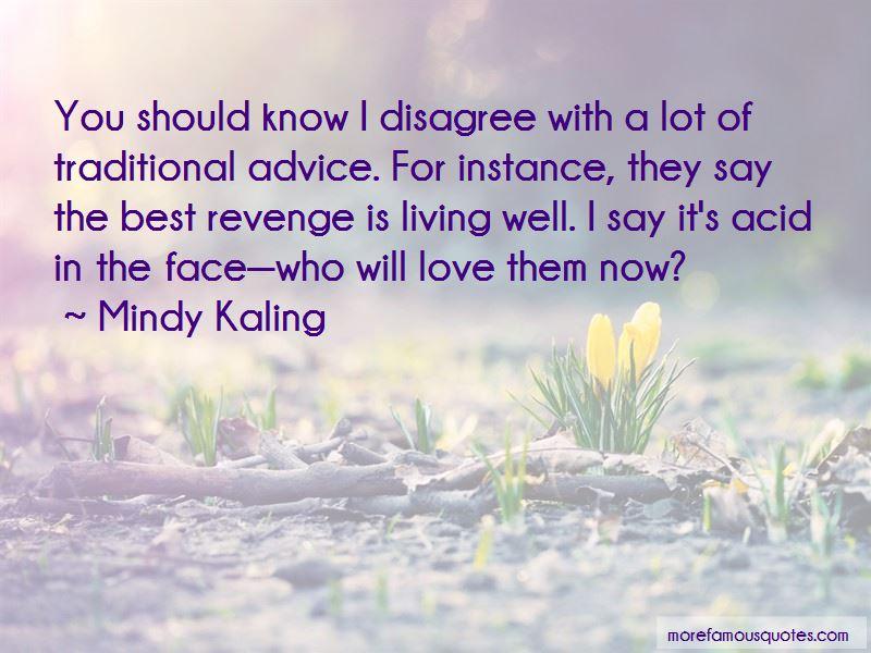 Best Revenge Love Quotes