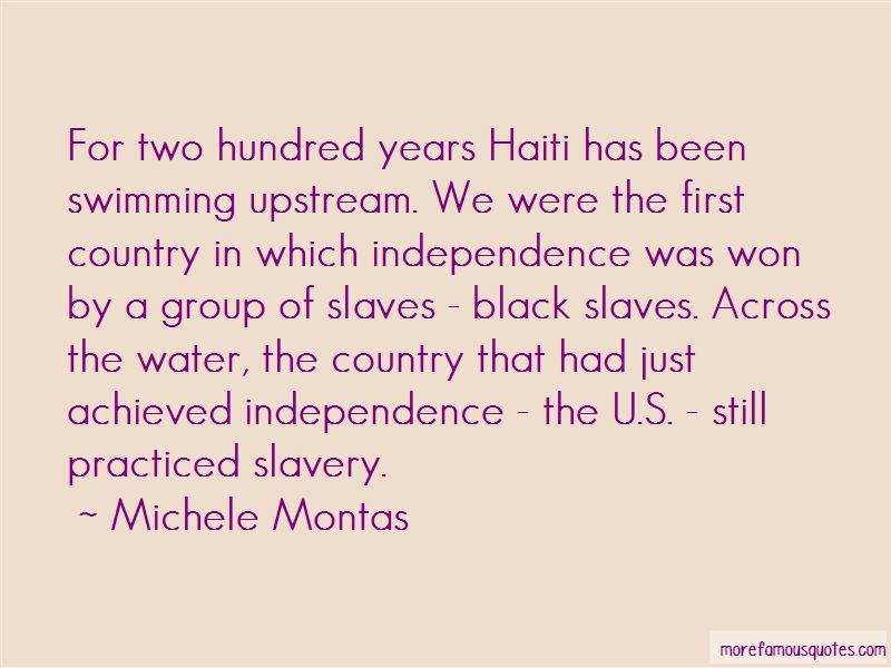 Black Slaves Quotes