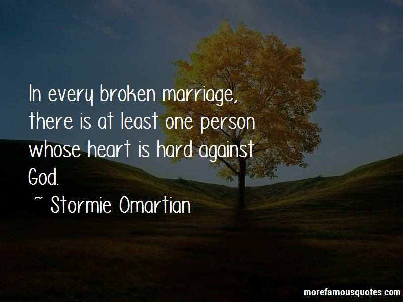 Broken Heart Marriage Quotes Pictures 3