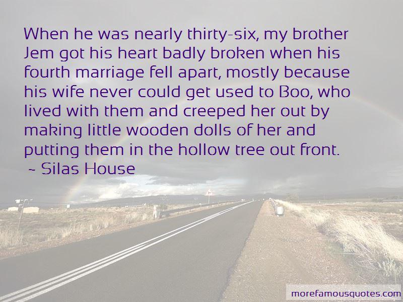 Broken Heart Marriage Quotes Pictures 4