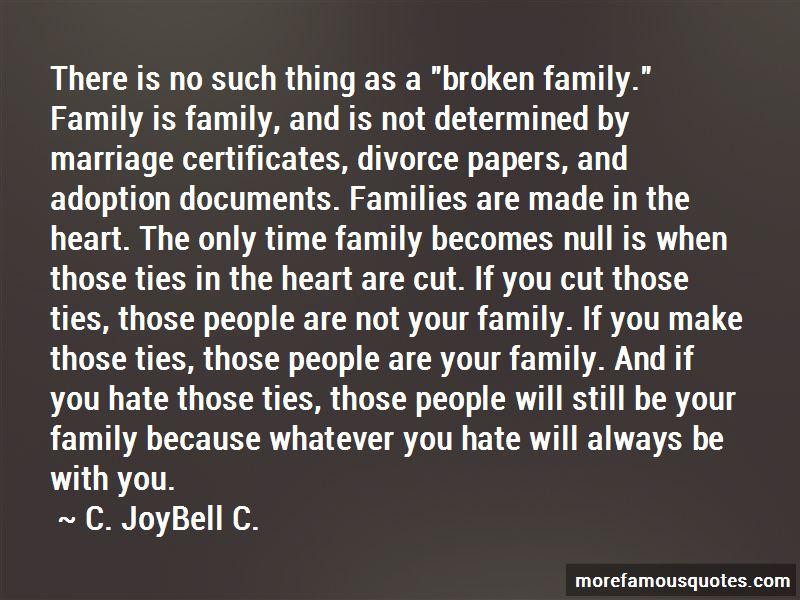 Broken Heart Marriage Quotes