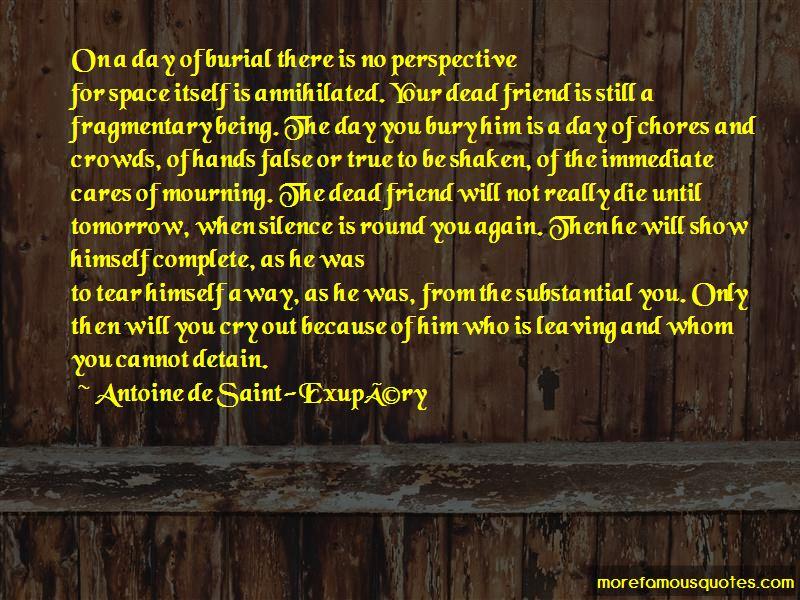 Bury Tomorrow Quotes