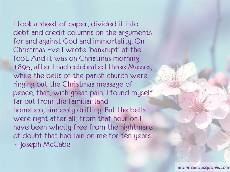 Christmas Bells Are Ringing Quotes