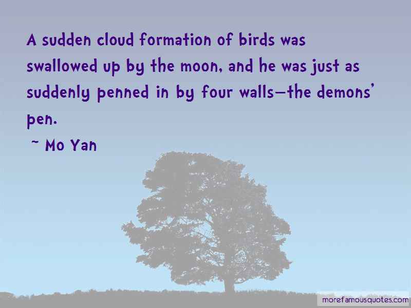 Cloud Formation Quotes