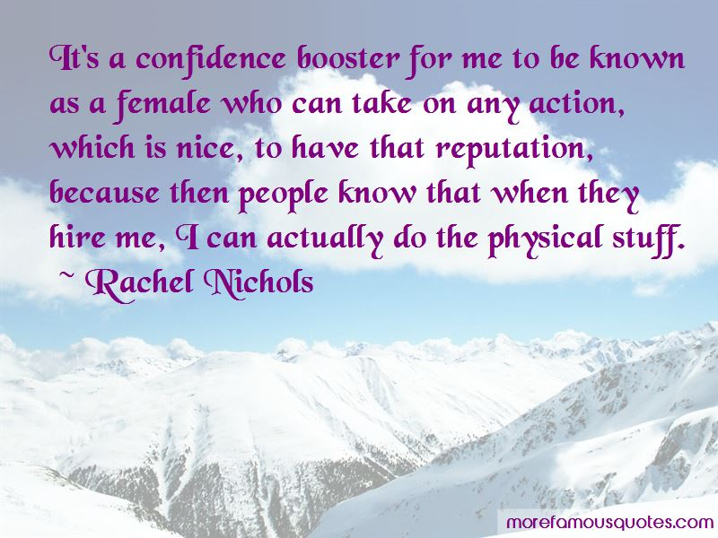 Confidence Booster Quotes Top 4 Quotes About Confidence Booster