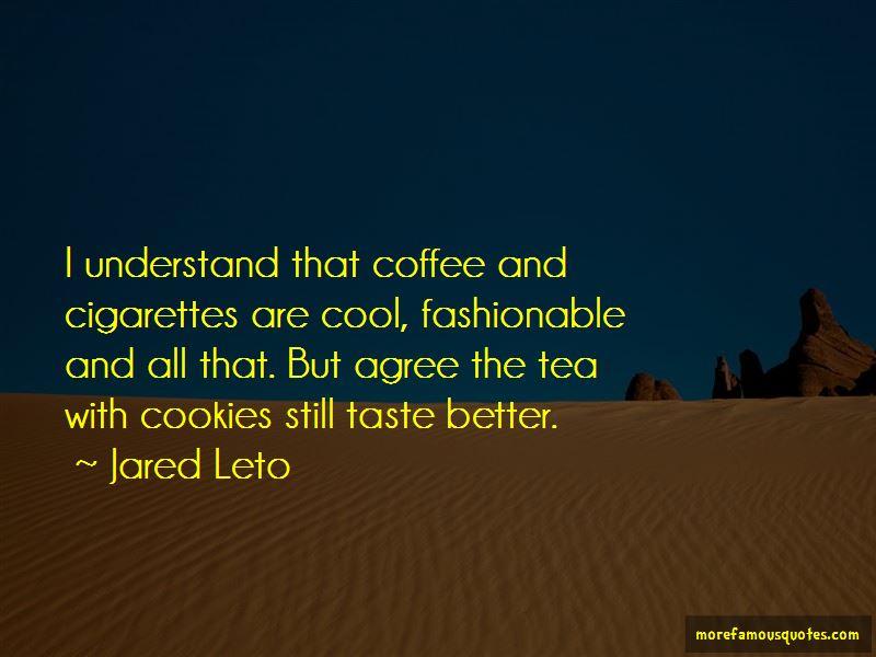 Cool Cigarettes Quotes