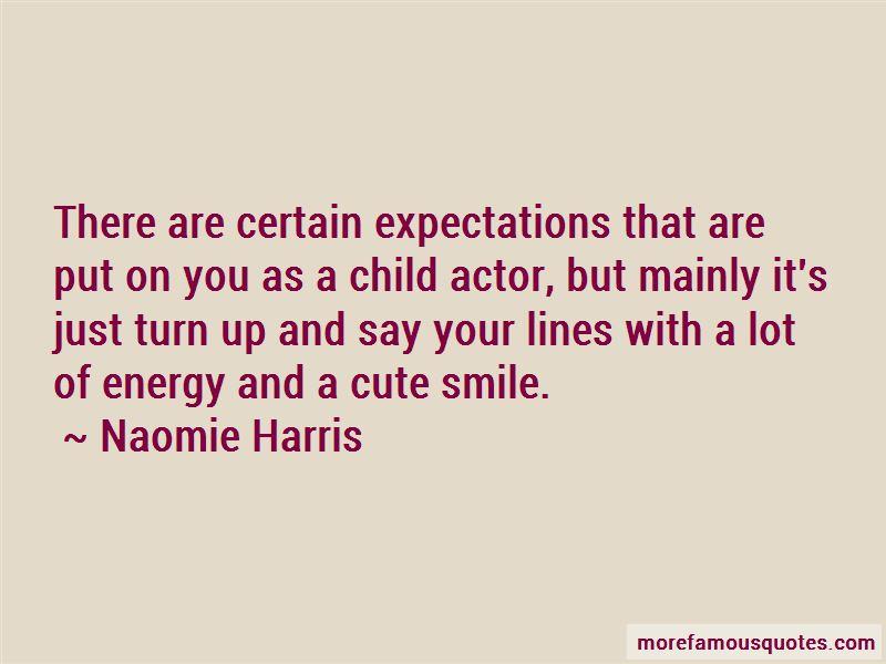 Cute Child Smile Quotes