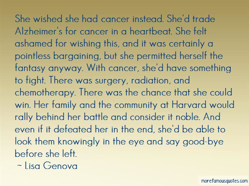 Defeated Cancer Quotes Pictures 2
