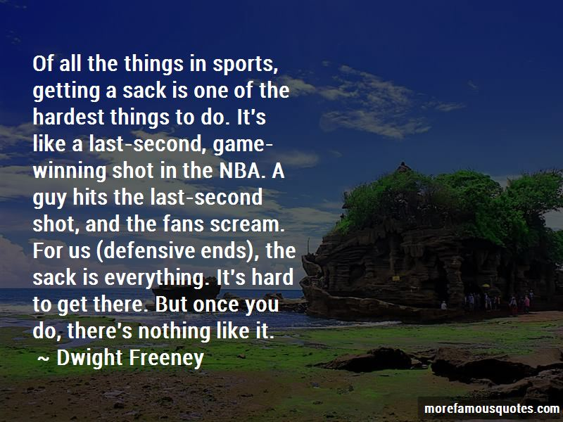 Defensive Sports Quotes
