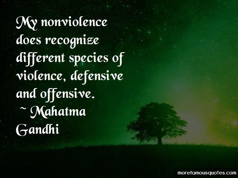 Different Species Quotes
