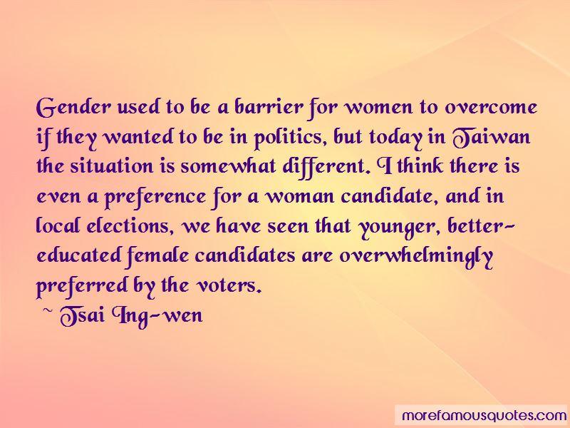 Educated Female Quotes