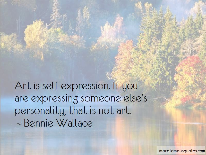 Expressing Self Quotes