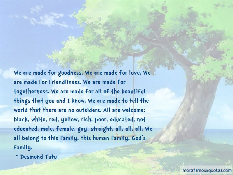 Family Love Togetherness Quotes