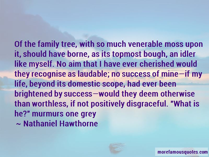 Family Tree With Quotes