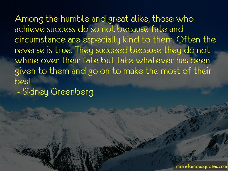 Fate And Circumstance Quotes