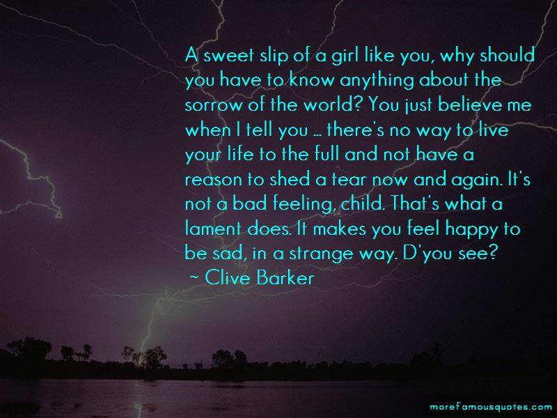 Feeling Sad Life Quotes Pictures 4