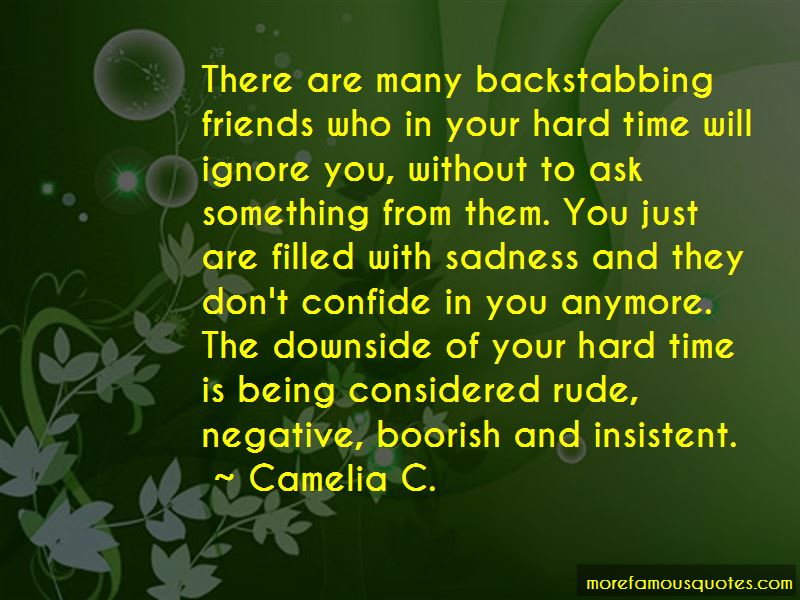 Friends That Ignore You Quotes: top 12 quotes about Friends ...