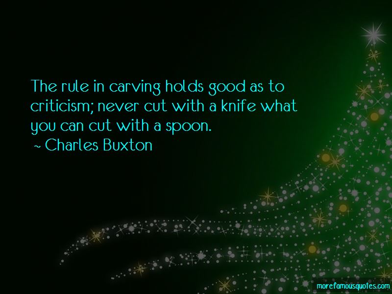 Good Carving Quotes Pictures 3