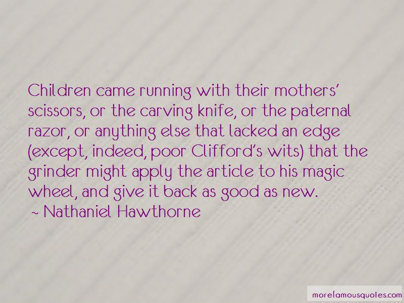 Good Carving Quotes Pictures 4
