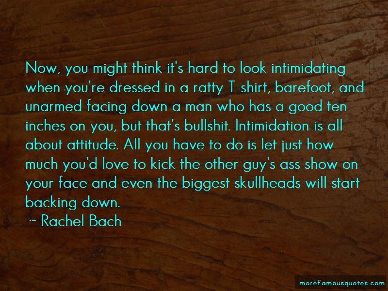 Good Look Attitude Quotes